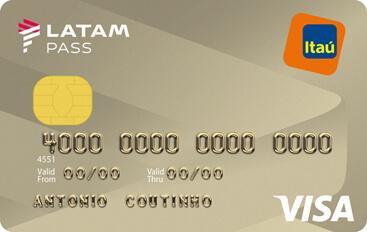 Itaú Visa Latam Pass