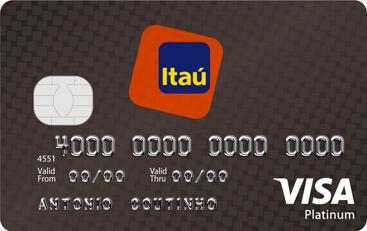 Itaú Visa Platinum